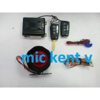alarm mobil model kunci lipat/fip key mobil agya/ayla