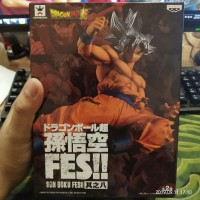 dragon ball fes son goku ultra instinct