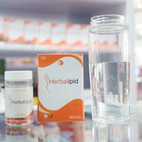 Herbalipid Original Slimming Capsule - Herbal Pelangsing Badan