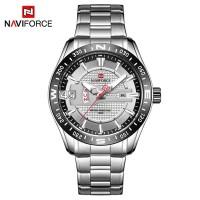 jam tangan NAVIFORCE ORIGINAL PRIA NF9157 RANTAI