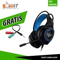 Headset Gaming Mobile NYK HS-M01 Jugger