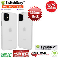 iPhone 11 / 11 Pro / 11 Pro Max Case Switcheasy Ultra Thin 0.35 mm - Clear, iPhone 11