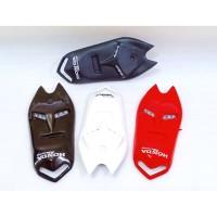 UNDERTAIL/selancar cbr new 150 R facelift - Merah