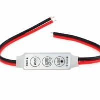 modul mini led 6 mode strobo 6a 12-24v motor mobil led rem flash