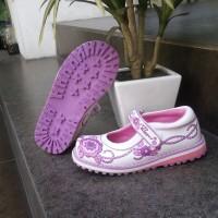 sepatu anak perempuan slip on flat shoes merk Kipper tipe Diamond 2