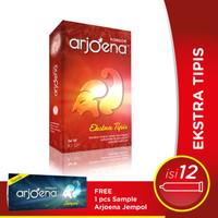 Kondom Arjoena Ekstra Tipis (isi 12) - Aman dan Nyaman