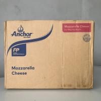 Anchor mozarella Mozzarella 10kg MURAH