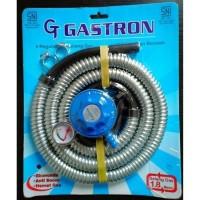 Gas Paket Gastron (selang+Regulator Gas)
