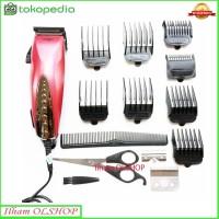 Clipper Wigo W-510 Alat Pencukur / Mesin Cukur Rambut + Mata Pisau