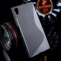 Sony Xperia Z5 Big Softcase Case Casing Silikon Sony Z5 Big S-Line