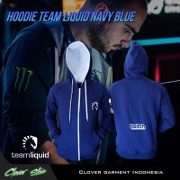 Hoodie Team Liquid Official || Jaket Jumper Miracle Navi Secret Dota