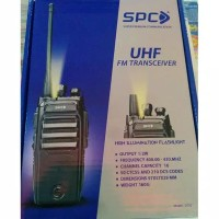 HT Handy Talky SPC SH-10 UHF Single Band Termurah