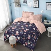 Kintakun Bed Cover D'luxe - 180 x 200 (King) - Ingrid
