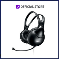 Headset Philips SHM 1900 Headphone earphone Hifi Stereo SHM1900