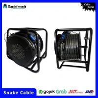 Kabel Snake 32 Channel 50 Meter Plus Roll - Kabel Audio - Kabel Sound