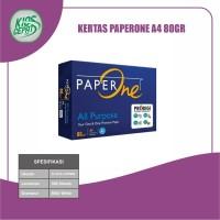 Kertas PaperOne A4 80gr (Kertas HVS)