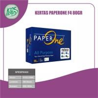 Kertas PaperOne F4 80gr (Kertas HVS)