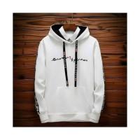 Deas Off Putih Sweater Hoodie
