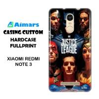 Custom Case Xiaomi Redmi Note 3 Hardcase Desain Bebas