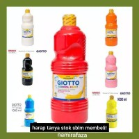 GIOTTO SCHOOL PAINT 1000ML CAT POSTER GIOTO SATUAN