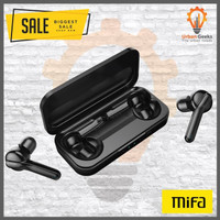 MIFA X3 TWS Bluetooth 5.0 Wireless Earphone Headset Xiaomi ANC Airpods - Hitam