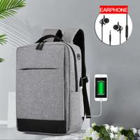 Tas Ransel Fashion Laptop Original Xiaomi Bag Import Backpack With USB