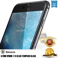 Tempered glass iPhone 7 / 8 Baseus crystal clear tempered glass