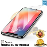 Tempered glass iphone Xs max Baseus Tempered glass