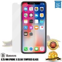 Tempered glass iphone X Baseus Tempered glass Original