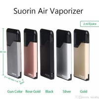 Suorin Air Starter Kit Authentic BLACK - Not Druga Squonk Vape Vapor