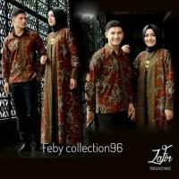 Gamis Couple Batik Couple Zafir Fashion Muslim MODERN TERLARIS