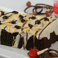 Kue Brownies Amanda Tiramisu Marble