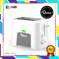 OXONE Eco Bread Toaster OX-111 / pop up / pemanggang roti OX111