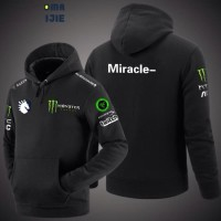 HOODIE TEAM LIQUID MIRACLE JAKET SWEATER DOTA 2
