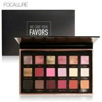Focallure eyeshadow palette 18 color