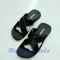 sandal pria kulit sapi Asli wh04