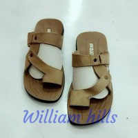 sandal pria kulit sapi Asli wh01