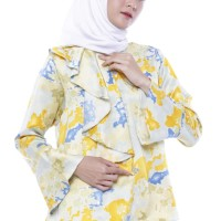 Jual Summer Blouse Yellow by Anisa