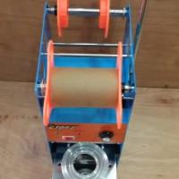 Cup Sealer Mesin Press Gelas Et-D8 Khusus Gojek Item Laris