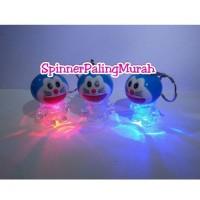 Gantungan Kunci Doraemon / Gantungan Kunci LED