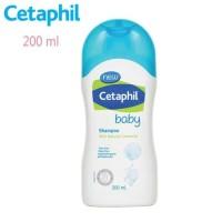 Paling Terpopuler Cetaphil Baby Shampoo 200Ml Terlaku