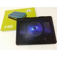 Cooling Pad Cooler Fan Tatakan Kipas Pendingin Laptop Max 15inch X 850