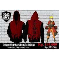 Jaket Naruto Sage Mode