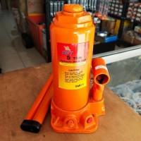 Dongkrak Botol 5 Ton / Dongkrak Mobil IWT