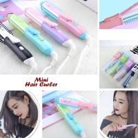 HOT SALE Mini Hair Curler (Catokan mini, model sisir, mudah dibawa