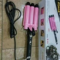 HOT SALE catokan rambut curly sonar F11, catokan keriting korea murah