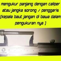 Baut Laptop / Notebook / Screws/ Sekrup / Hardisk / SSD / Segala Merek