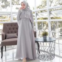 Sisi Dress Baju Gamis Kondangan Terbaru Dress Muslim Brukat Termurah