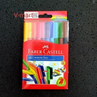 Connector pen Faber Castell isi 10 / spidol warna