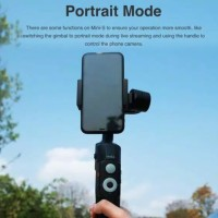 Moza mini-s Gimbal Stabilizer untuk Smartphone